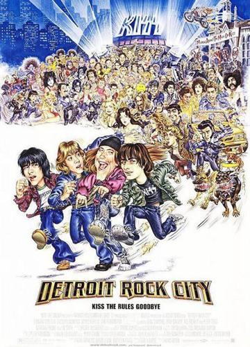 《摇滚城市底特律》电影好看吗?摇滚城市底特律影评及简介