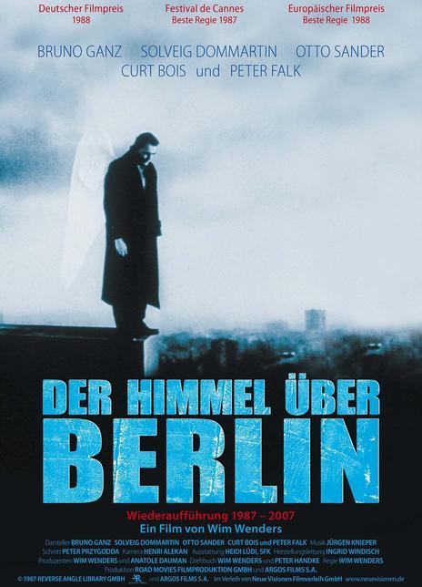 《柏林苍穹下》电影好看吗?柏林苍穹下影评及简介
