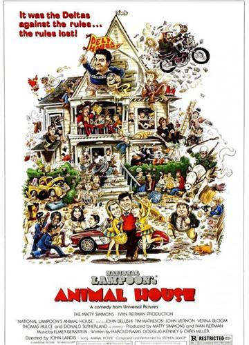 《动物屋》电影好看吗?动物屋影评及简介