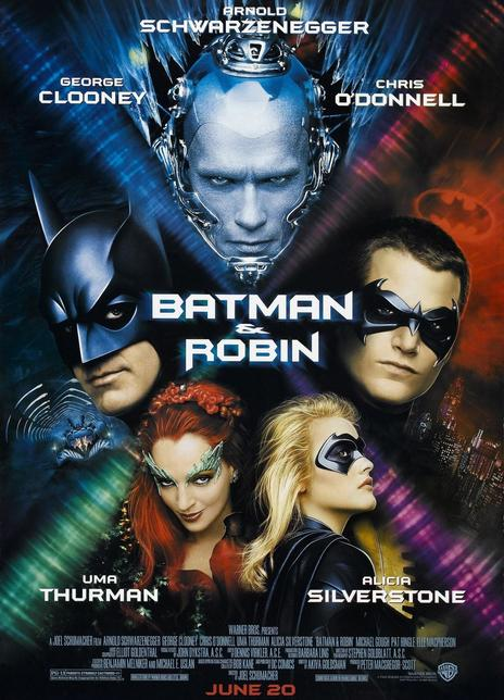 《蝙蝠侠与罗宾》电影好看吗?蝙蝠侠与罗宾影评及简介