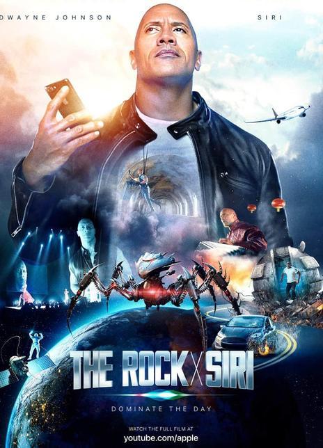 《巨石强森和Siri:事事在握》电影好看吗?巨石强森和Siri:事事在握影评及简介