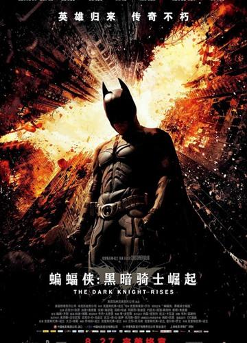 《蝙蝠侠:黑暗骑士崛起》电影好看吗?蝙蝠侠:黑暗骑士崛起影评及简介