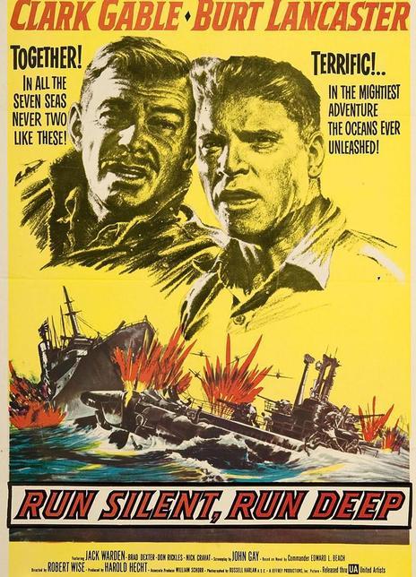 《太平洋潜艇战》电影好看吗?太平洋潜艇战影评及简介