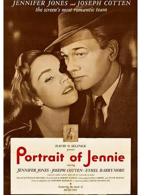 《珍妮的画像》电影好看吗?珍妮的画像影评及简介