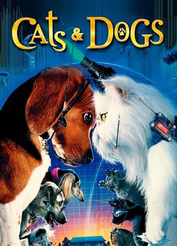 《猫狗大战》电影好看吗?猫狗大战影评及简介