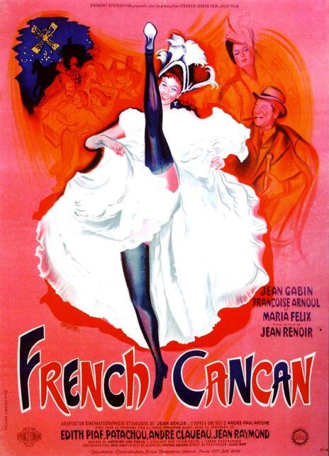 《法国康康舞》电影好看吗?法国康康舞影评及简介