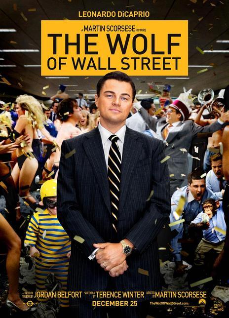 《华尔街之狼》电影好看吗?华尔街之狼影评及简介