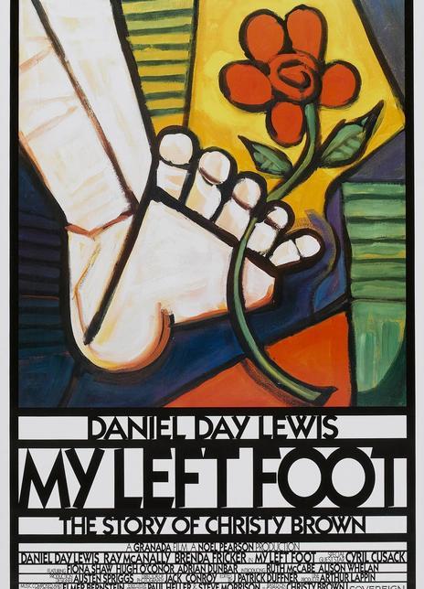 《我的左脚》电影好看吗?我的左脚影评及简介