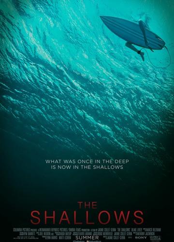 《鲨滩》电影好看吗?鲨滩影评及简介