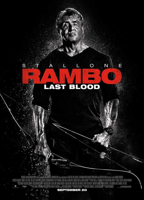 《第一滴血5:最后的血》电影好看吗?第一滴血5:最后的血影评及简介