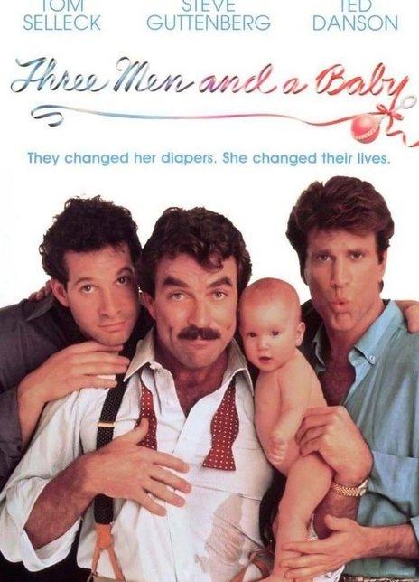 《三个奶爸一个娃》电影好看吗?三个奶爸一个娃影评及简介