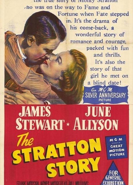《斯特拉顿传奇》好看不?The Stratton Story怎么评价?