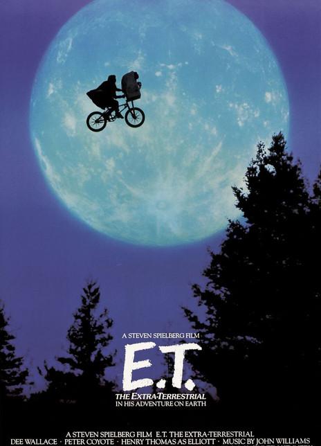 《E.T.外星人》电影好看吗?E.T.外星人影评及简介
