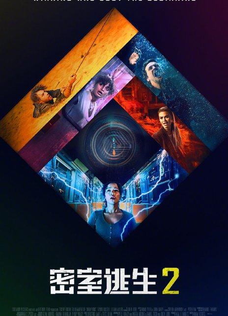 《密室逃生2》电影好看吗?密室逃生2影评及简介