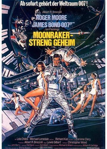 《007之太空城》电影好看吗?007之太空城影评及简介