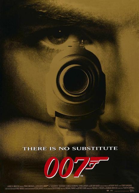 《007之黄金眼》电影好看吗?007之黄金眼影评及简介