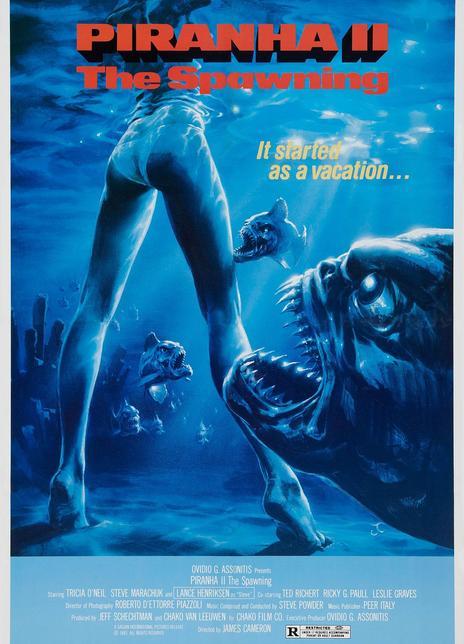 《食人鱼2:繁殖》电影好看吗?食人鱼2:繁殖影评及简介