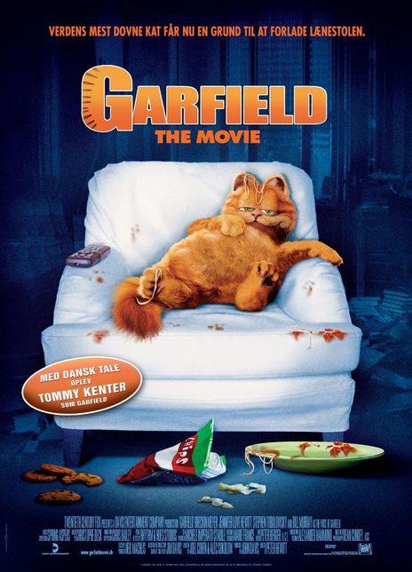 《加菲猫》电影好看吗?加菲猫影评及简介