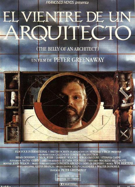 《建筑师之腹》电影好看吗?建筑师之腹影评及简介