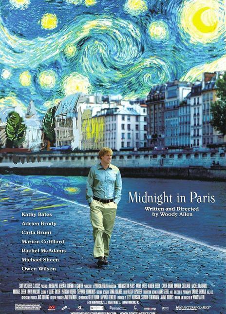 《午夜巴黎》电影好看吗?午夜巴黎影评及简介
