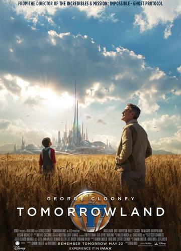 《明日世界》电影好看吗?明日世界影评及简介