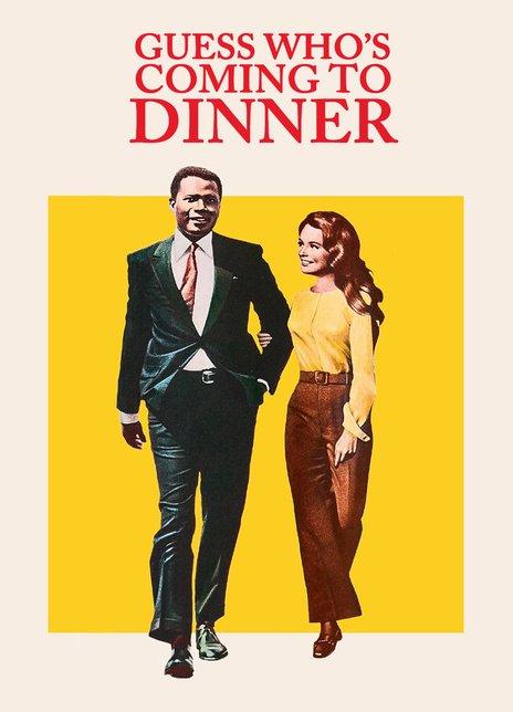 《猜猜谁来吃晚餐》电影好看吗?猜猜谁来吃晚餐影评及简介