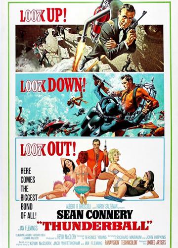 《007之霹雳弹》电影好看吗?007之霹雳弹影评及简介