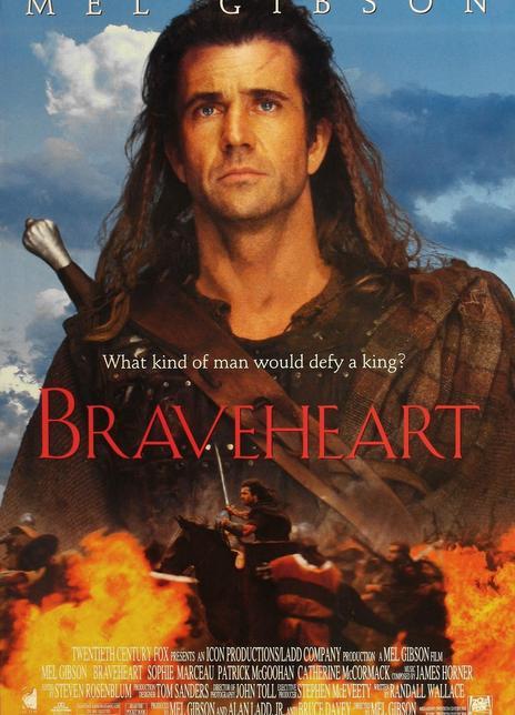 《勇敢的心》电影好看吗?勇敢的心影评及简介