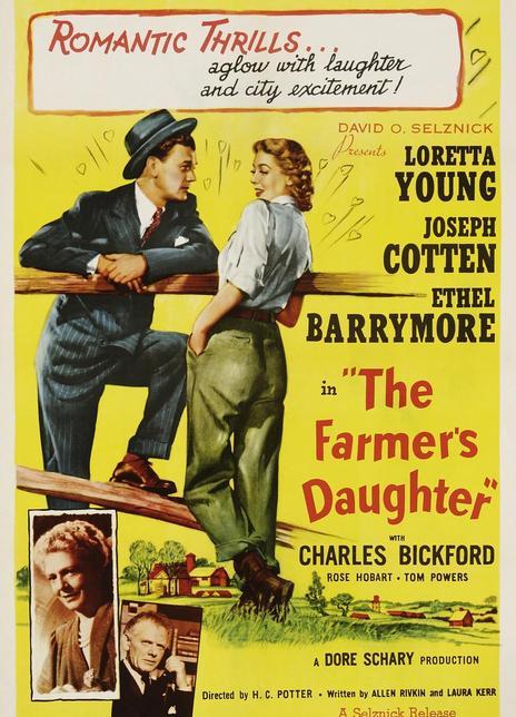 《农家女》电影好看吗?农家女影评及简介