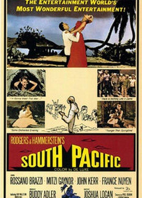 《南太平洋》电影好看吗?南太平洋影评及简介