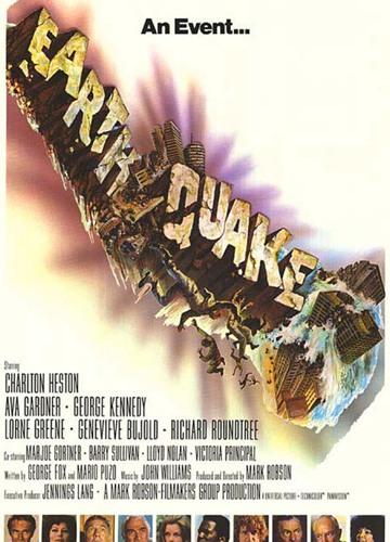 《大地震》电影好看吗?大地震影评及简介