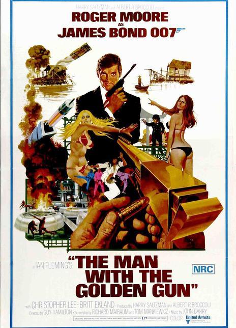 《007之金枪人》电影好看吗?007之金枪人影评及简介