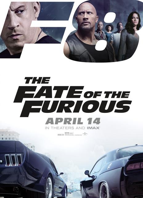 《速度与激情8》电影好看吗?速度与激情8影评及简介