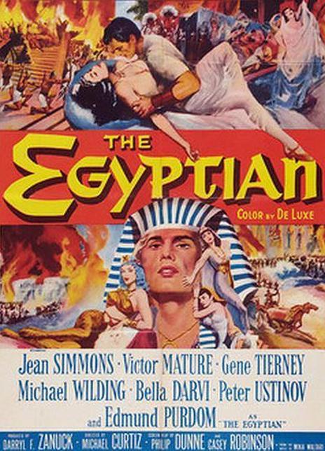 《埃及人》电影好看吗?埃及人影评及简介