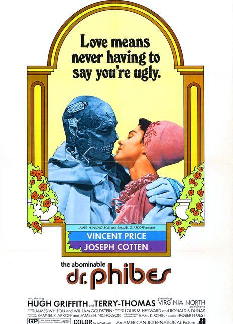 《恐怖博士费比斯》电影好看吗?恐怖博士费比斯影评及简介