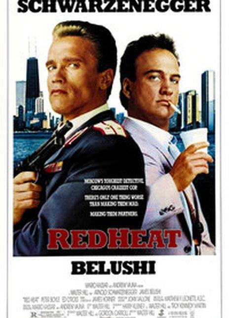 《红色警探》电影好看吗?红色警探影评及简介