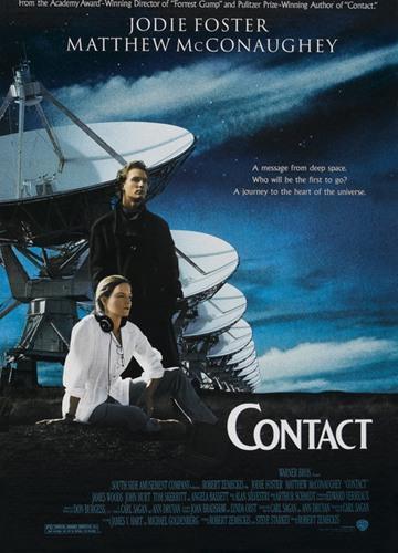《超时空接触》电影好看吗?超时空接触影评及简介