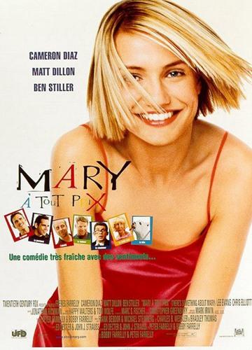 《我为玛丽狂》电影好看吗?我为玛丽狂影评及简介