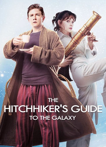 《银河系漫游指南》电影好看吗?银河系漫游指南影评及简介