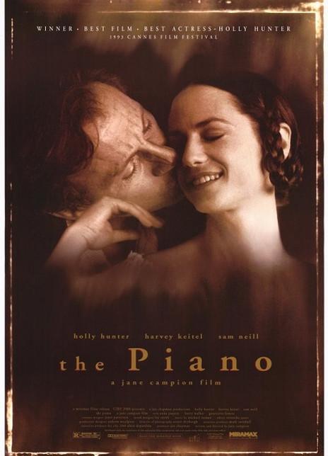 《钢琴课》电影好看吗?钢琴课影评及简介