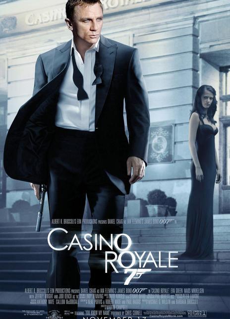 《007:大战皇家赌场》电影好看吗?007:大战皇家赌场影评及简介