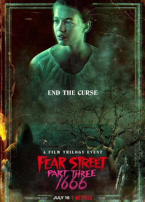 《恐惧街3》电影好看吗?恐惧街3影评及简介