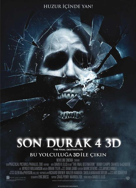 《死神来了4》电影好看吗?死神来了4影评及简介