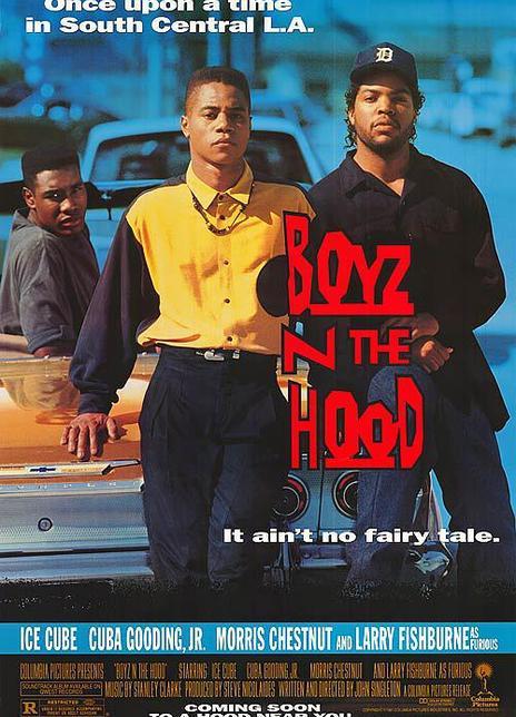 《街区男孩》电影好看吗?街区男孩影评及简介