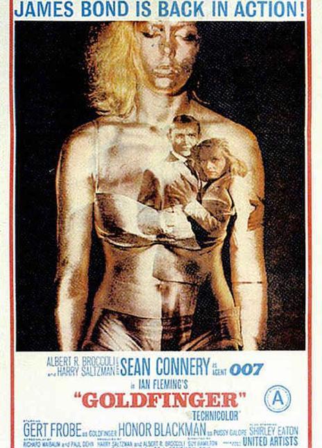 《007之金手指》电影好看吗?007之金手指影评及简介