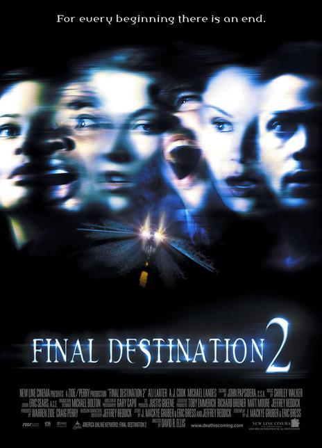 《死神来了2》电影好看吗?死神来了2影评及简介