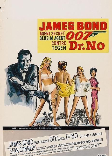 《007之诺博士》电影好看吗?007之诺博士影评及简介