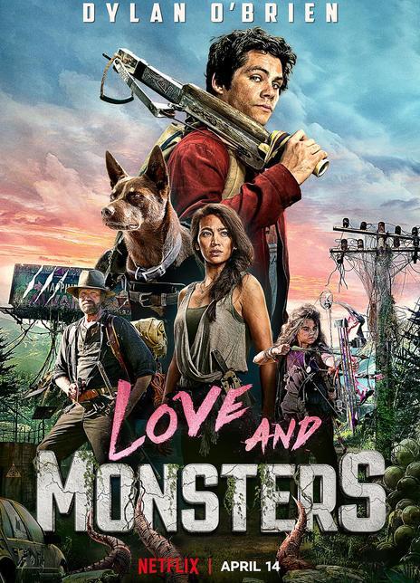 《爱与怪物》电影好看吗?爱与怪物影评及简介