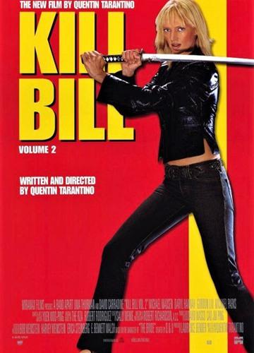 《杀死比尔2》电影好看吗?杀死比尔2影评及简介