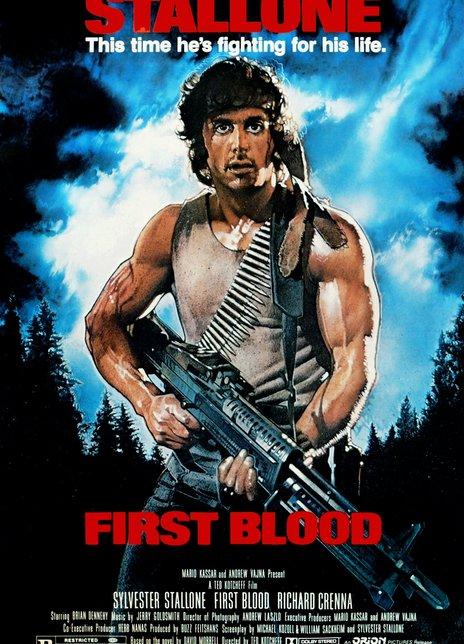 《第一滴血》电影好看吗?第一滴血影评及简介